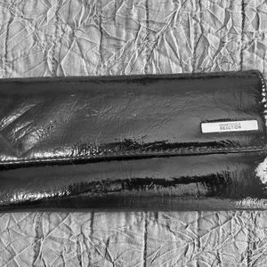 Kenneth Cole Reaction black wallet